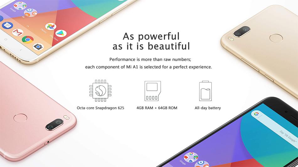 Xiaomi Mi A1 MiA1 9