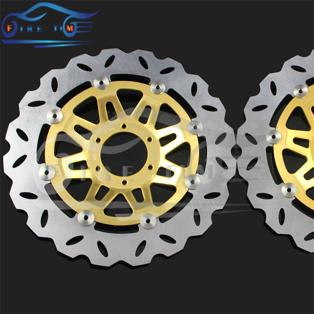 hot selling motorcycle Aluminum alloy&Stainless steel Front Brake Disc Rotor For Honda CB400 1992 1993 1994 1995 1996 1997 1998