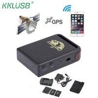 Mini GPS GSM GPRS Car Vehicle Tracker TK102 Realtime Tracking Device Person Track Device MINI TRRACK
