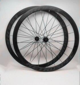 C6.0 700C алюминиевый дорожный велосипед из сплава 4perlin подшипники V тормозные диски плоские спицы гонки 36 мм диски с дисковыми тормозами