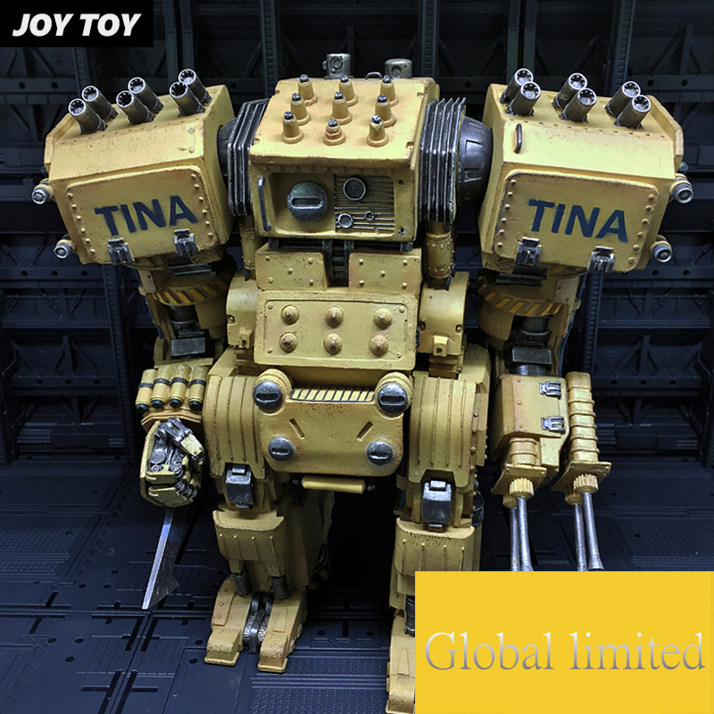 [Global limited] GenuineJOYTOY  1:27 the 1rd generation giant mecha toys gifts God large robot  military  anime collection toys global global adv workbook