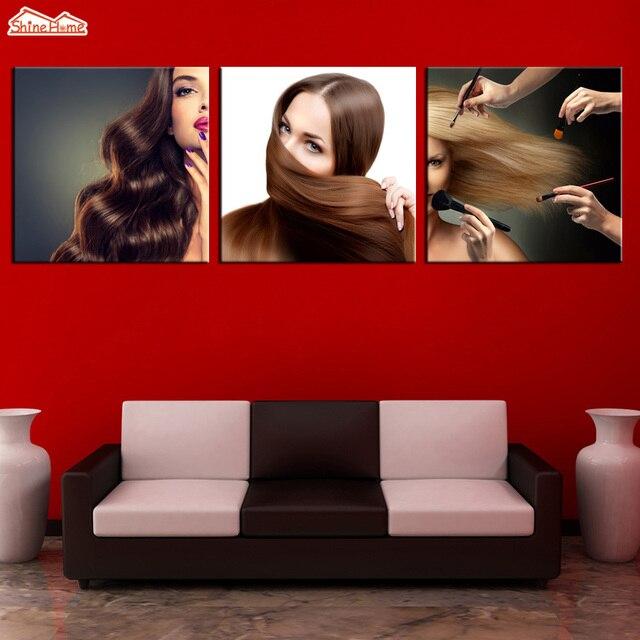 Aliexpresscom Acheter Shinehome 3pcs Impressions Sur Toile