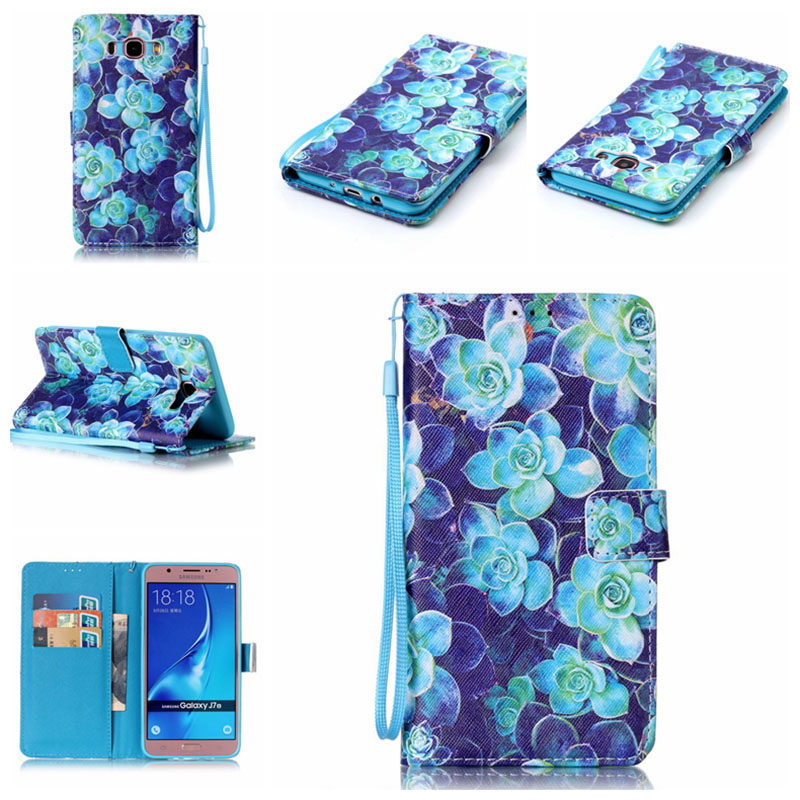 for coque samsung galaxy j7 2016 case leather wallet. Black Bedroom Furniture Sets. Home Design Ideas