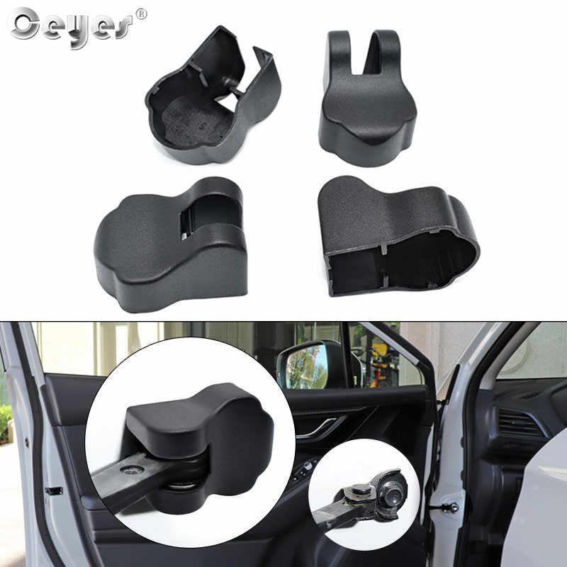 Ceyes Auto Accessoires Deurslot Stopper Beperken Covers Case Voor Subaru Impreza Forester Tribeca XV BRZ Clip Gesp Auto Styling