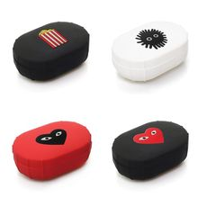 Fashion Cartoon Silicone Case Protective Cover For Xiaomi Airdots TWS Bluetooth Earphone Youth Version Headset Earphone accessor