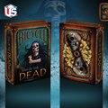 1 Шт. День мертвых Палуба Велосипедов Игральные карты Покер размер USPCC Limited Edition Новый Запечатанный Магия Палуба Магия Реквизит Фокусы
