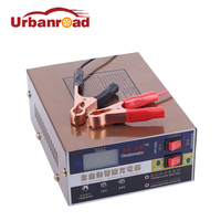 110v 220v Electric Car Charger Battery 12v 24v 100ah Full Automatic Auto Intelligent Battery Charger