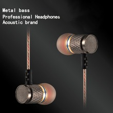New High Quality Special In-Ear Earphones Headphones 3.5mm For KZ-ED Nearly lossless transmissoin of wire