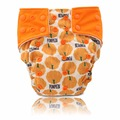 Hey Pumpkin!JinoBaby AIO Diapers One Size Fits for 3KGS TO 17KGS (aio with 1PCS Bamboo Insert)