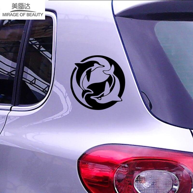 Bumper Sticker Ying Yang