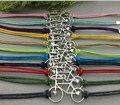 10 pc bicicleta pulseira - pulseira de prata, Infinito pulseira, Cabo de cera pulseira, Presentes para amigos 1366 Mini ordem de 10 $