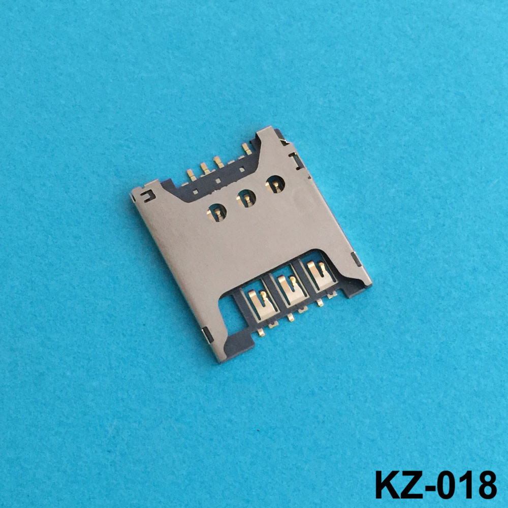 For Nokia Lumia 535 Dual 540 430 Sim Card Slot Tray Holder Socket Reader Module Repair Part