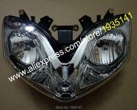 Hot Sales,Motorcycle Parts Headlight For Honda CBR600RR F4i 2001 2007 CBR 600RR F4i 01 02 03 04 05 06 07 Headlamps Headlighting