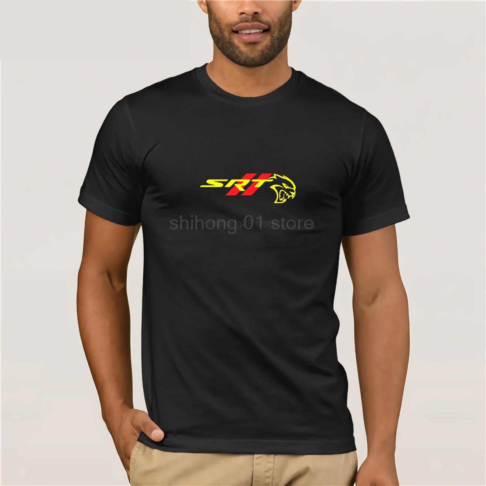 Hellcat Dodge Shifting Grey Tee Shirt Gift SRT Tshirt