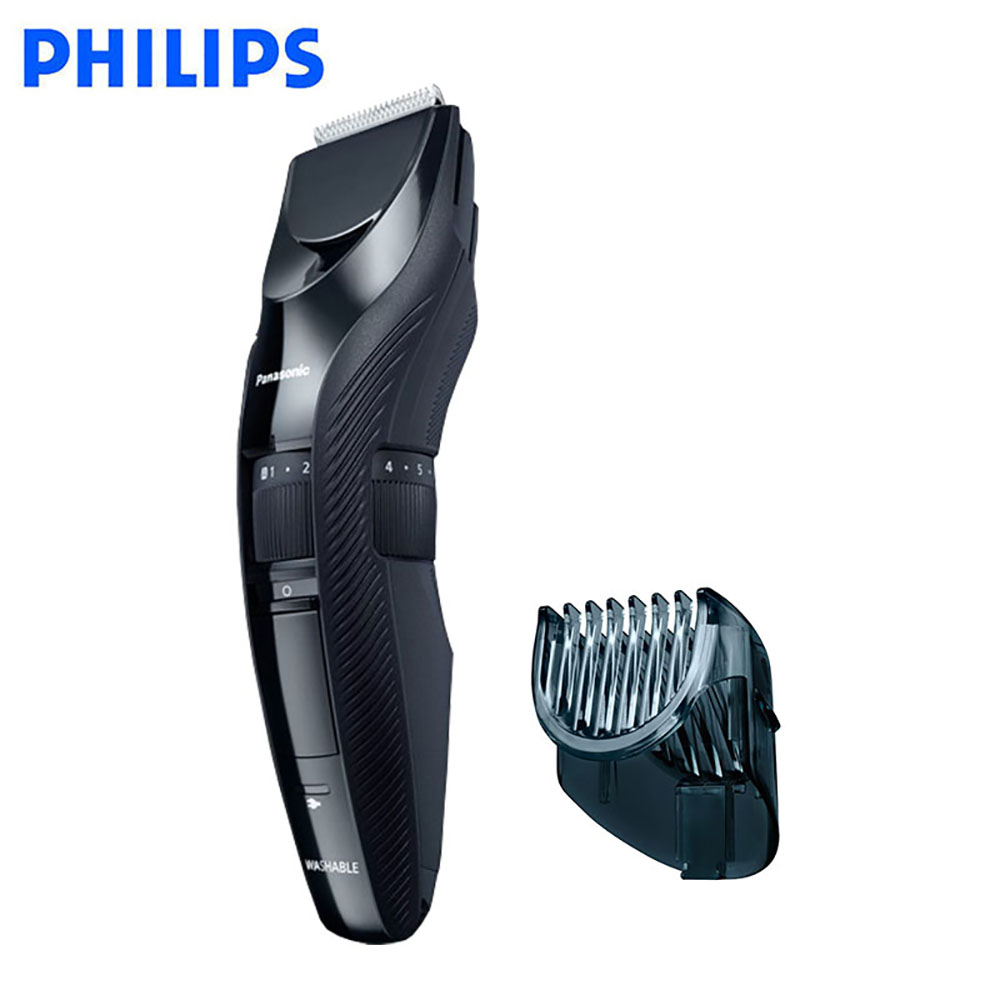 Panasonic Electric Hair Clipper Professional Rechargeable ER-GC51 Stainless Steel Blade Grade Home Adult Children's Fader areyourshop audio adapter 6 pin xlr 12mm cable chassis mount length 46mm 50pcs female male adapter connector new arrival