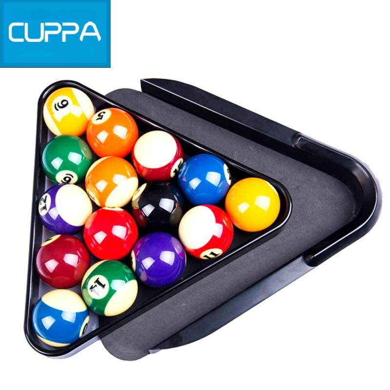Beau New Arrival Cuppa Plastic Triangle Tray Pool Billiard Table Ball Storage  Holder Black China In Snooker U0026 Billiard Accessories From Sports U0026  Entertainment On ...