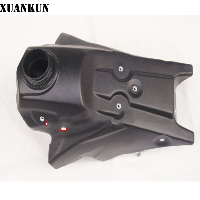 XUANKUN Off-Road Motorcycle Fuel Tank 250 Off-Road Motorcycle Accessories Fuel Tank Gasoline Pot 1pcs refires vintage motorcycle fuel tank lock fuel tank cover motorcycle fuel tank cap for cg125