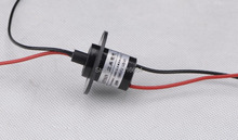 Rotating Connector capsule slip ring 2Wires 20A wind turbine slip ring