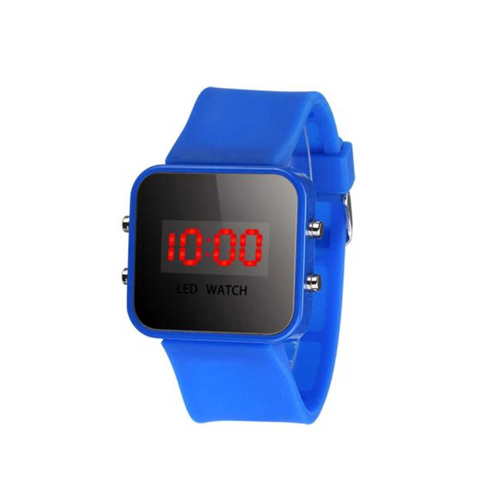 OTOKY 2019 watch kids Girl Boy Watch LED Screen Digital Silicone Strap Watch Sport Wrist watches Wristwatch smart watch kid