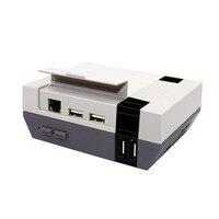 Mini NES NESPI CASE Retroflag Nespi Case With Cooling Fan Designed For RetroPie Raspberry Pi 3