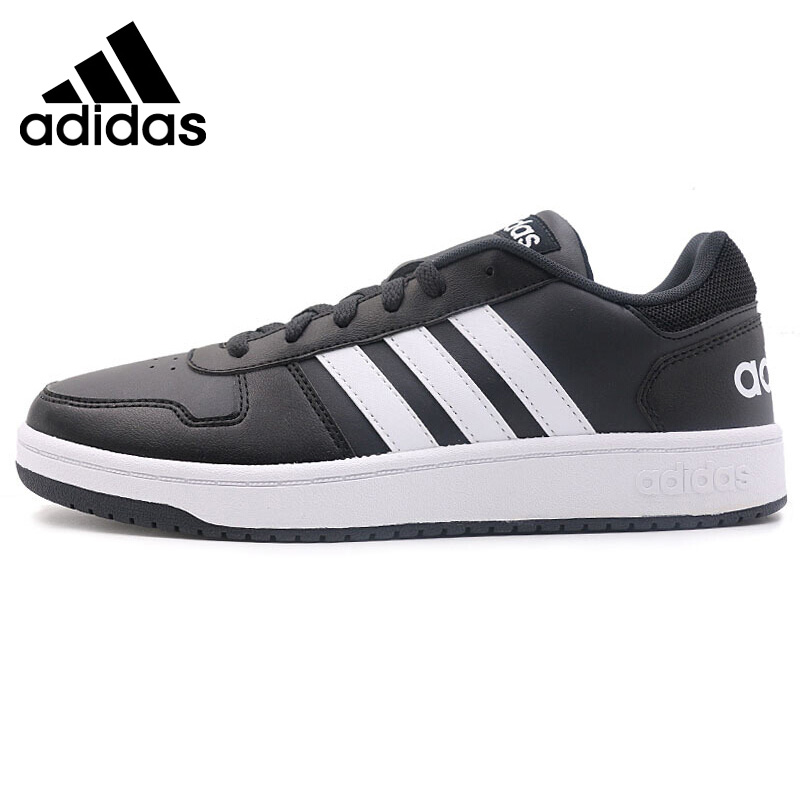 Original New Arrival 2018 Adidas Neo Label HOOPS 2 Men's Skateboarding Shoes Sneakers original new arrival 2018 adidas neo label hoops 2 0 mid women s skateboarding shoes sneakers