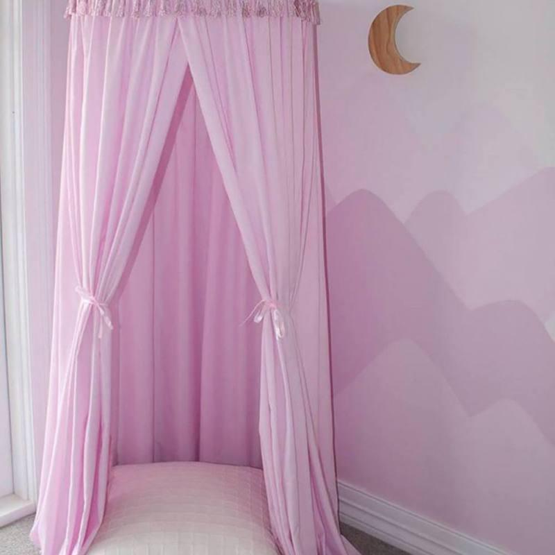 Nouveau bébé berceau filet bébé lit rideau enfants moustiquaire enfants bébé chambre décoration enfants cadeau d'anniversaire