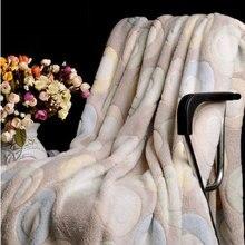 230*250 cm de Largo Cubierta de La Cama King Size Espesar Franela Mantas de Lana Manta de Microfibra Cobertor De Casal En El cama Envío Libre