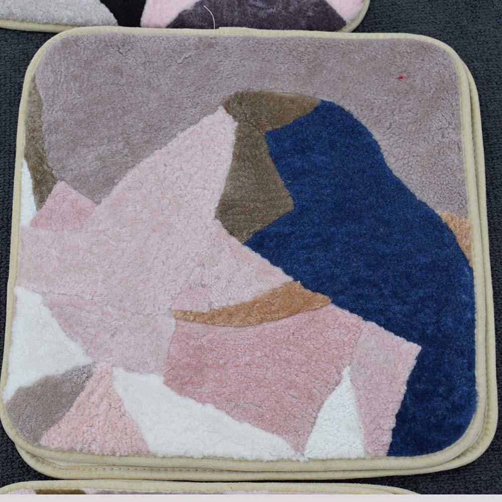 sheepskin cushion 2