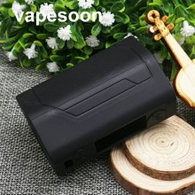 3pcs Colorful Protective Cover Silicone Case Sleeve Skin for Wismec Reuleaux RX GEN3 TC Box Mod 300W Reuleaux Kit