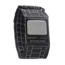 Newst Smart Watch LED Waterproof Clock Strap Digital Paper  Watches Sport For Women Men Student elogio Feminino Hodinky