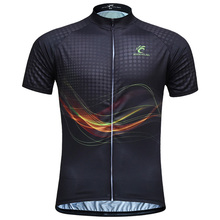 Hot Selling Breathable Men's Cycling Jersey 2017 Hot Design Summer Short Sleeve Cycling Jerseys Quick-Dry Cycling Clothing 176 hot cycling jerseys magnolia flowers hot cycling jersey 2017s anti pilling female adequate quality sleeve cycling clothing f