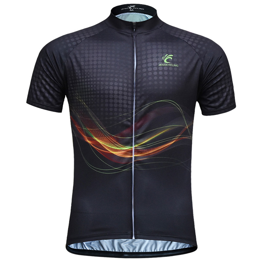 JESOCYCLING Men Cycling Jersey MTB Bike Jersey maillot ciclismo Cycling Clothing Factory Directly Sale Bike Wear