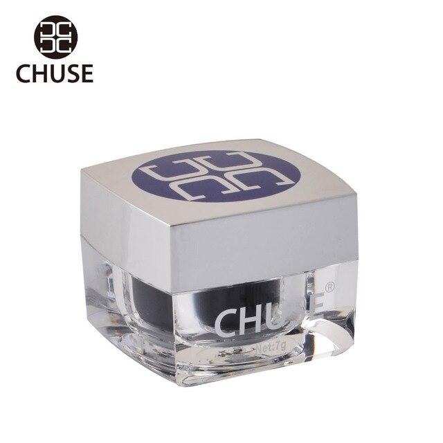 CHUSE Permanent Makeup Pigment Professional Black Tattoo Ink Set For Eyebrow Lips Eyeliner Make UpM148