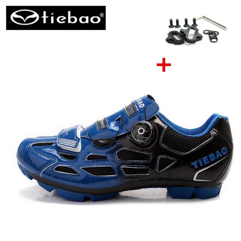 (add splint)Tiebao cycling shoes mtb sneakers off road bisiklet scarpe mtb mountain bike off road uomo zapatillas deportivas hogan scarpe uomo