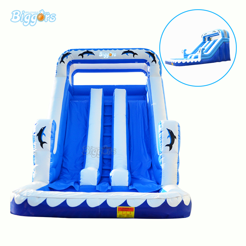 Inflatable water slide pool inflatable water pool slide inflatable tobogan slide commercial inflatable slide with big pool giant inflatable water slide inflatable pool slide