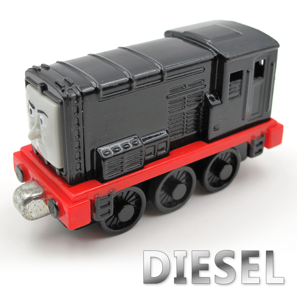 Diecasts Vehicles Thomas T039D DIESEL Thomas And Friends Magnetic Tomas Truck Car Locomotive Engine Railway Train Toys for Boys