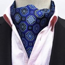 Men's Suit Tie Shirt Collar Cravat Towel Business Paisley Floral Cravat Polyester Selft Tie Wedding Bowtie Tuxedo Towel
