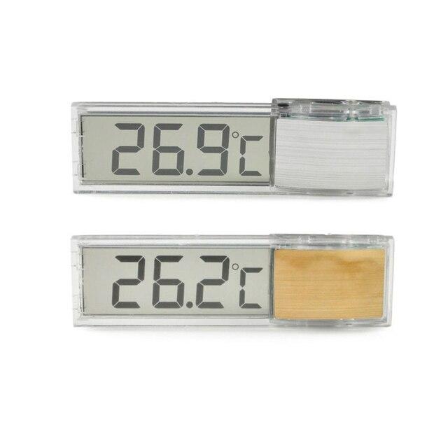 Мульти-функция ЖК-дисплей 3D цифровой электронный Температура воды измерение аквариума Temp Meter аквариумный термометр управление инструмент