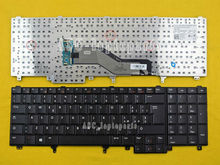 New IT Italian Keyboard For Dell PRECISION M4600 M4700 M6600 M6700 M2800 Laptop Black Without Point Stick WIN8