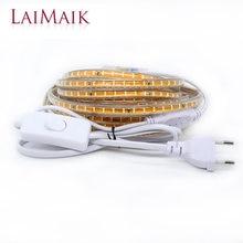 Laimaik светодиодная лента Водонепроницаемый открытый с включения/выключения