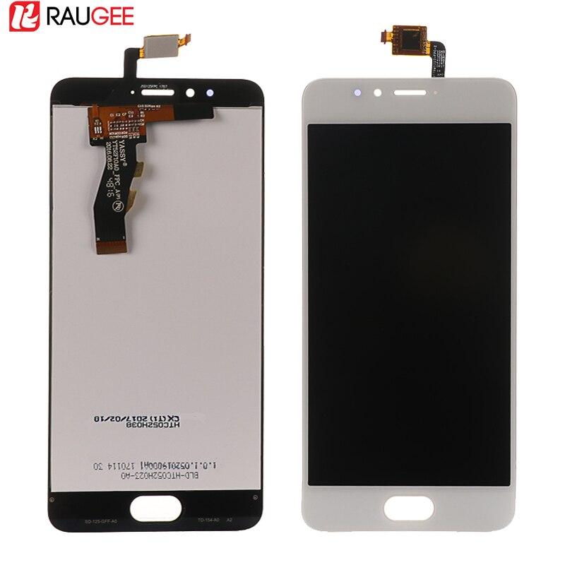Per Meizu M5S LCD di Alta Qualità Dello Schermo Display LCD di Ricambio + Touch Screen per Meizu M5S Meilan 5 s 5.2 pollici Per Smartphone