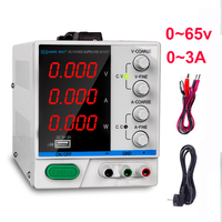 Longwei Switching Power Supply 65V 2A 3A 5A Adjustable Display Electric Power Source Input 220V 110V 3KG Supplies Repair Tools