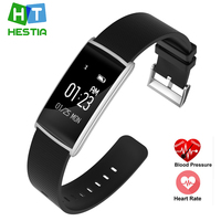 New Smart Wristband N108 With Heart Rate Monitor Blood Pressure IP67 Professional Waterproof Smart Bracelet PK