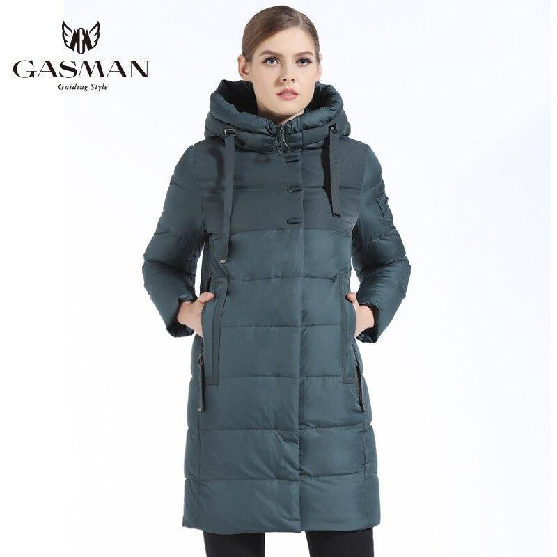 2018 Long dark gray Black Vers Marque blue Green Down De À Veste Mode Capuchon Parka Manteau Femmes Hiver Nouvelle Jacket Collection Le Bas Bio 0xfwr0Bq