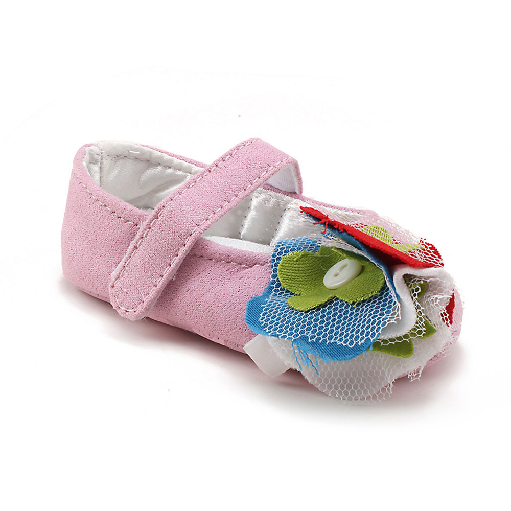 TELOTUNY Toddler Girl Soft Sole Crib Shoes Sneaker Baby Shoes comfortable Cloth Soft Unisex S3FEB26