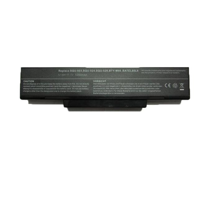5200 МАЧ Аккумулятор Для Ноутбука LG E500 EB500 ED500 M740BAT-6 M660BAT-6 M660NBAT-6 SQU-524 SQU-528 SQU-529 SQU-718 BTY-M66 BTY-M68