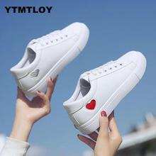 Новинка года; белые туфли на танкетке; женские кроссовки на платформе; женские теннисные туфли; Feminino; повседневная женская летняя парусиновая обувь; Zapatos De Mujer