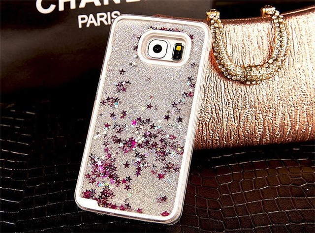 glitter samsung galaxy s7 case