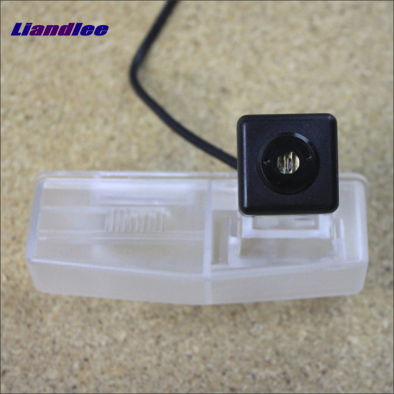 Liandlee Laser Anti Lamp Fog Light For Toyota RAV4 RAV 4 2013 2015 Outside The Car Warning Alert Light To Shoot The Chandeliers in Signal Lamp from Automobiles Motorcycles