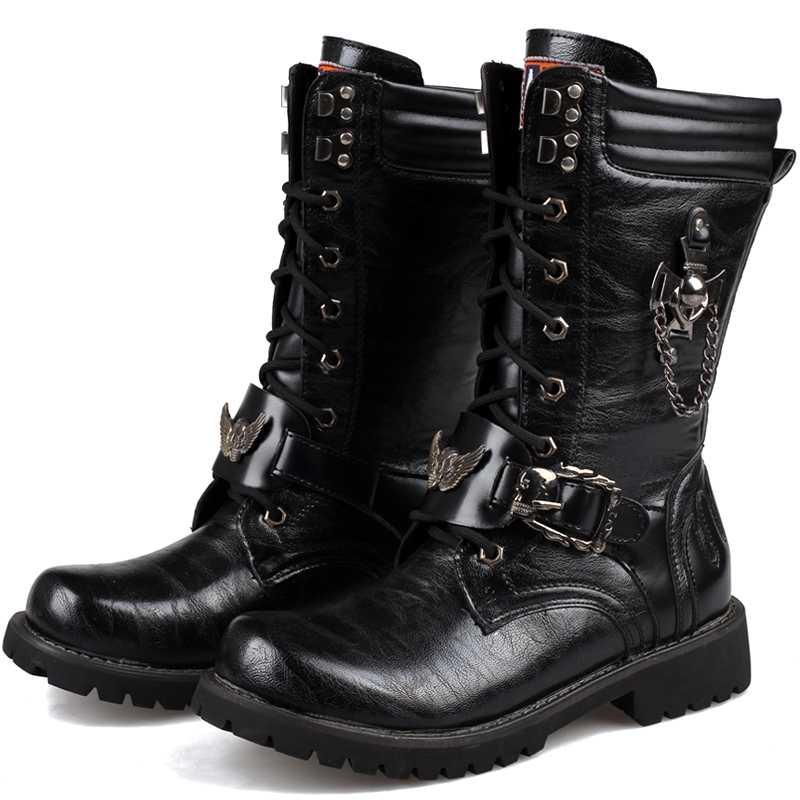 Aliexpress.com : Buy 2015 men combat boots hot sale autumn winter ...